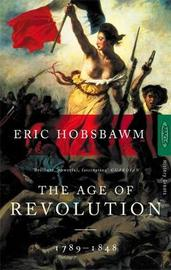 The Age Of Revolution by Eric Hobsbawm image