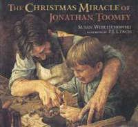 Christmas Miracle Of Jonathan Toomey Mid by Susan Wojciechowski image