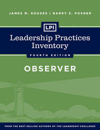 Leadership Practices Inventory 4th Edition by James M Kouzes