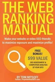 The Web Ranking Manual by Tom Mitsoff