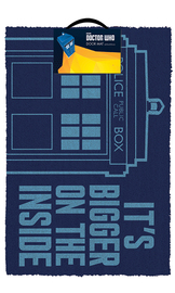 Doctor Who: Tardis Doormat