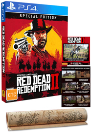 Red Dead Redemption 2 Special Edition for PS4