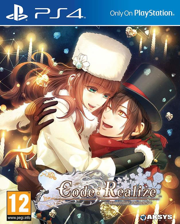 Code: Realize Wintertide Miracles for PS4