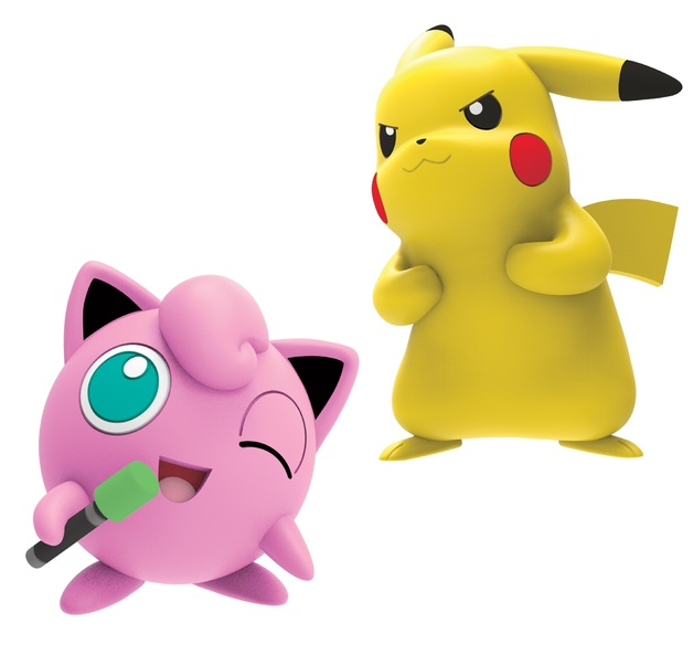Pokemon: Battle Pack - Pikachu & Jigglypuff