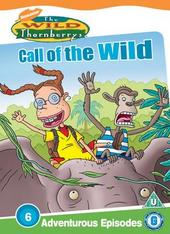 Wild Thornberrys, The - Call Of The Wild on DVD