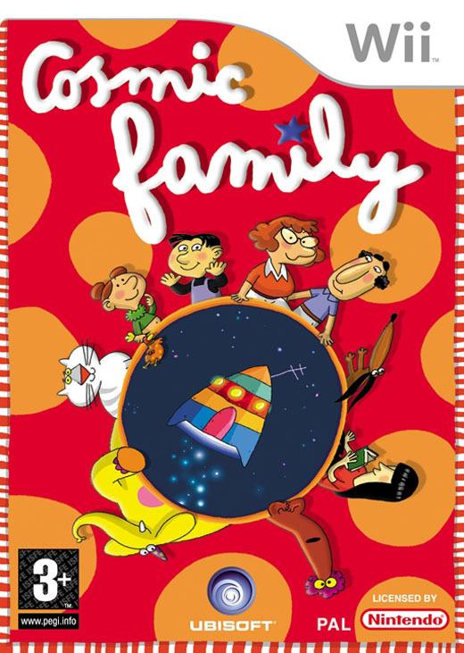 Cosmic Family for Nintendo Wii