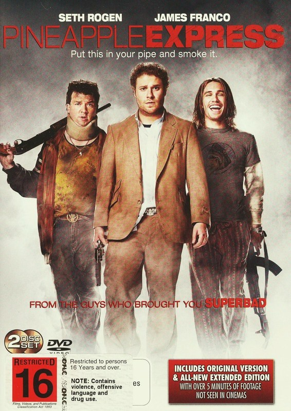 Pineapple Express (2 Disc Set) on DVD
