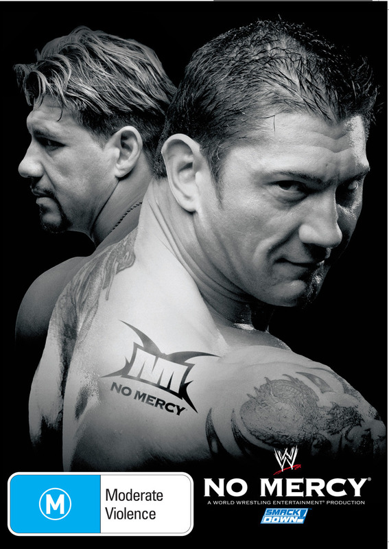 WWE - No Mercy 2005 on DVD