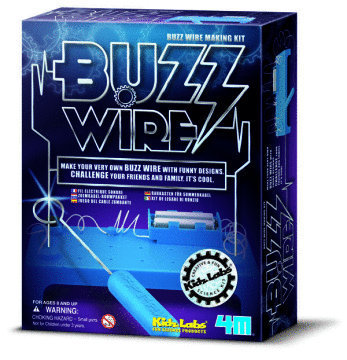 4M: Kidz Labs Buzz Wire Kit