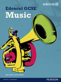 New Edexcel GCSE Music Student Book by John Arkell image