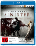 Sinister on Blu-ray