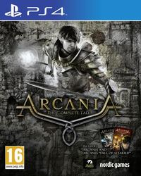 Arcania: The Complete Tale for PS4