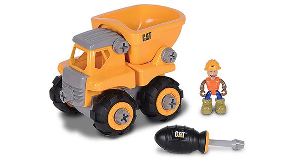 CAT: Junior Operator Machine Maker - Dump Truck