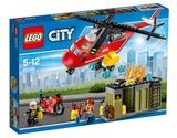 LEGO City - Fire Response Unit (60108)