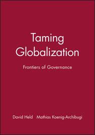 Taming Globalization image