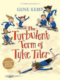 The Turbulent Term of Tyke Tiler by Gene Kemp