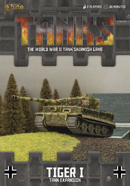 TANKS: German - Tiger I Tank Expansion
