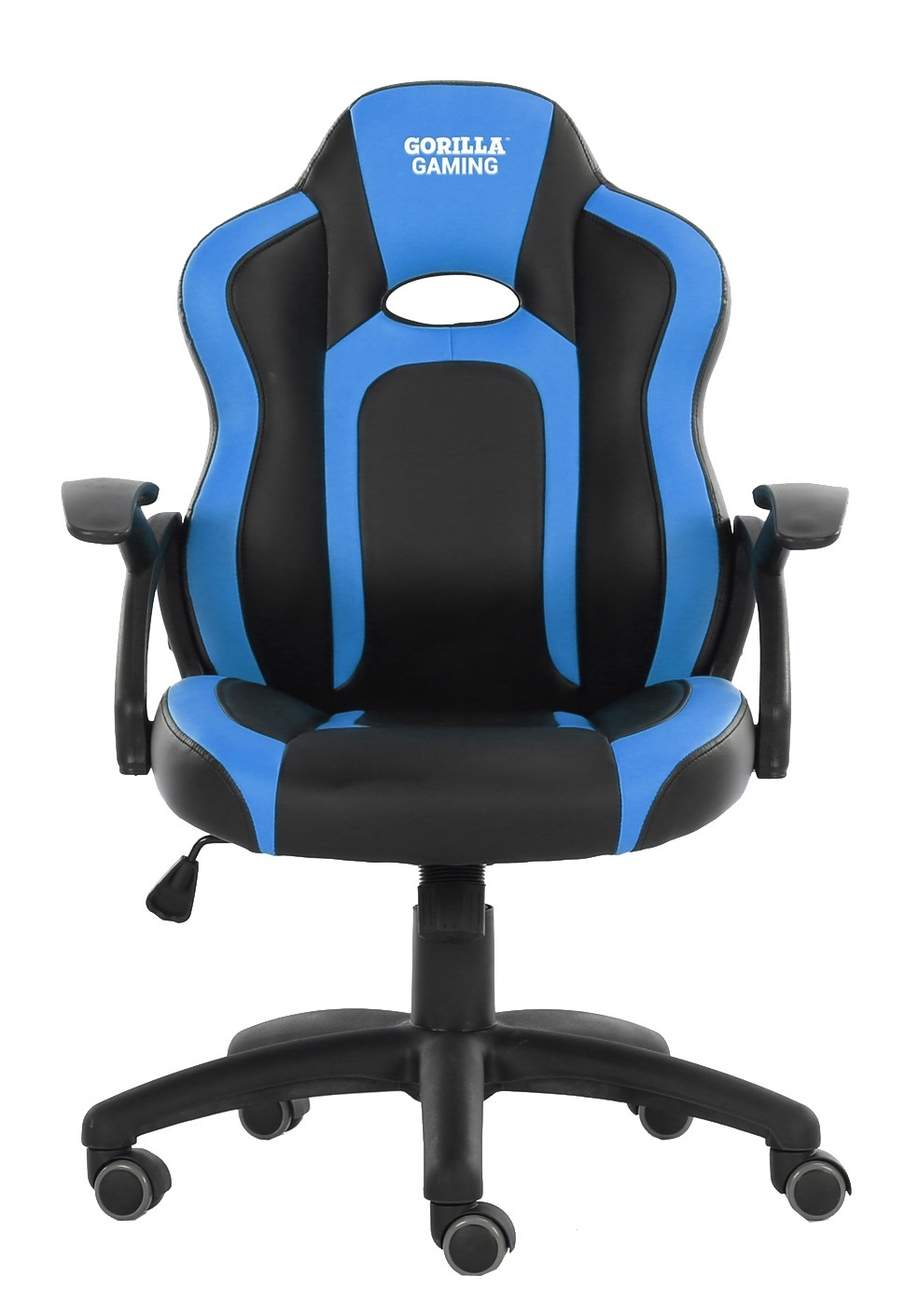 Gorilla Gaming Little Monkey Chair - Blue & Black for  image