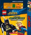 The Official Justice League Training Manual (Lego DC Comics Super Heroes) by Liz Marsham