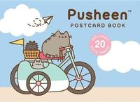Pusheen Postcard Book by Claire Belton