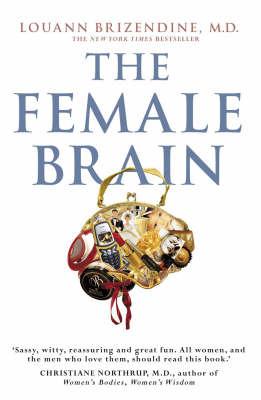 The Female Brain by Louann Brizendine image