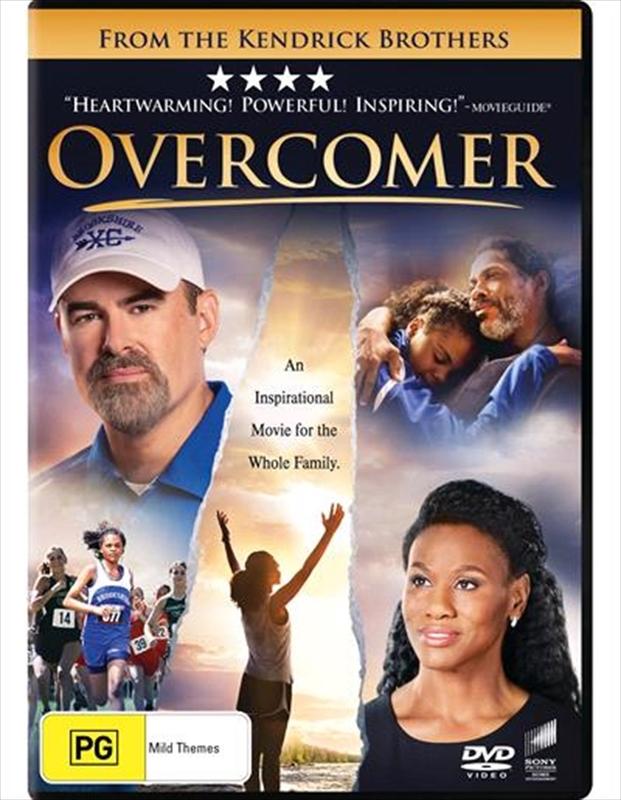 Overcomer on DVD