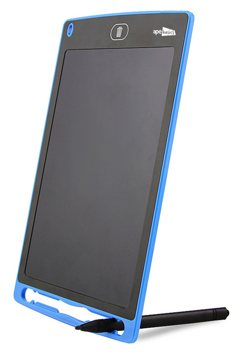 Ape Basics LED Kids Writing Education Tablet Blue
