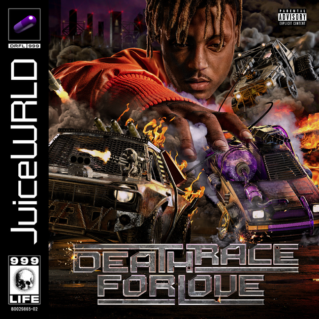 Death Race For Love by Juice WRLD