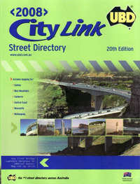 Citylink Street Directory NSW image