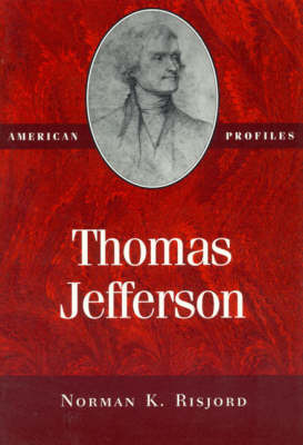 Thomas Jefferson by Norman K. Risjord image