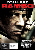 Rambo on DVD