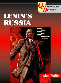 Lenin's Russia by Alan White image