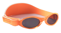 Adventure Kidz Banz Sunglasses (Orange)