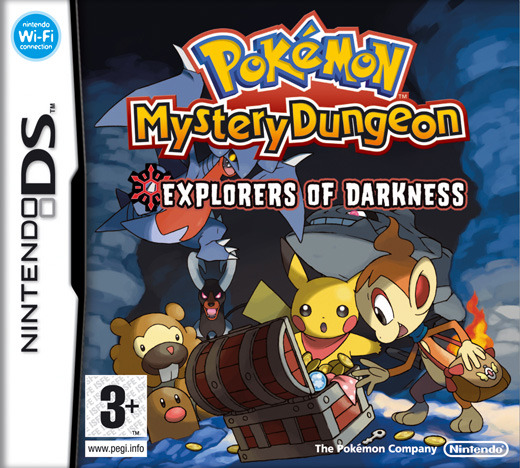 Pokemon Mystery Dungeon: Explorers of Darkness for Nintendo DS