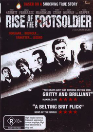 Rise of The Footsoldier on DVD