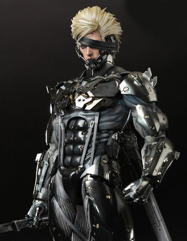 "Metal Gear Rising Raiden 12"" Figure"