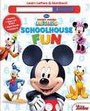 Disney Mickey Mouse Clubhouse: Schoolhouse Fun: A, B, CS & 1, 2, 3s
