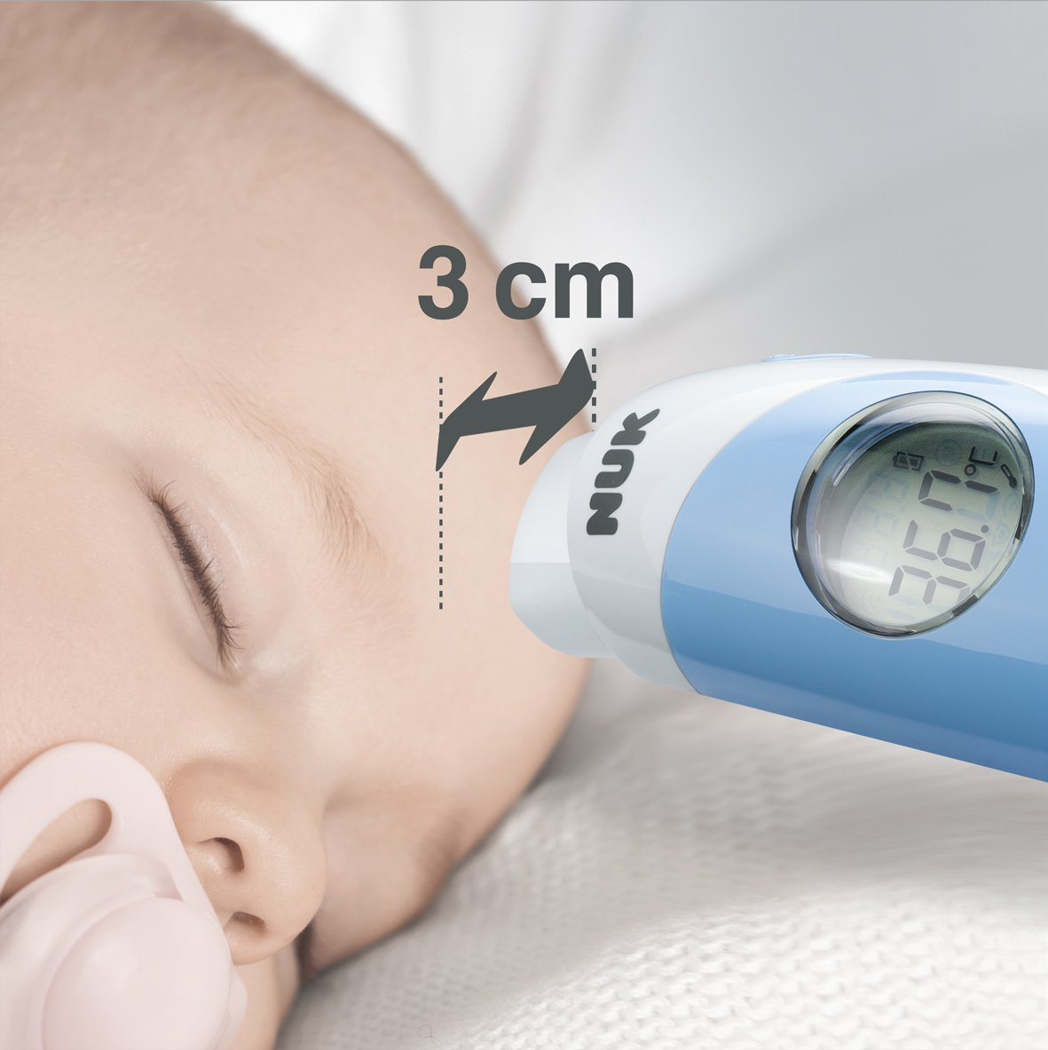 NUK: Flash Non-Contact Thermometer image