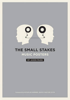 The Small Stakes: Music Posters by Jason Munn image