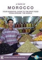 Planet Food - A Taste Of Morocco on DVD