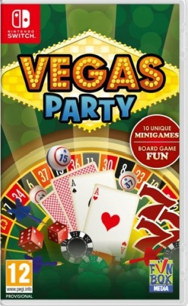 Vegas Party for Nintendo Switch image