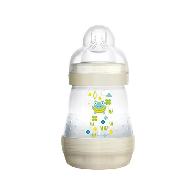 MAM Anticolic Feeding Bottle 160ml - Single (White)
