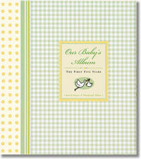 Our Baby's Album: The First Five Years: Record Keeper & Photo Album