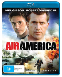 Air America on Blu-ray