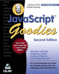 JavaScript Goodies by Joe Burns image