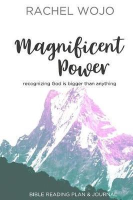 Magnificent Power by Rachel Wojo image