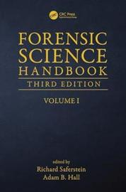 Forensic Science Handbook, Volume I