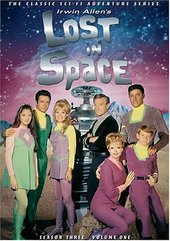 Lost In Space: Season 3 Vol 1 (4 Disc) on DVD
