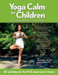 Yoga Calm for Children by Lynea Gillen image