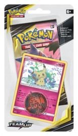 Pokemon TCG: Sun & Moon Team Up - Checklane Blister (Mimikyu)